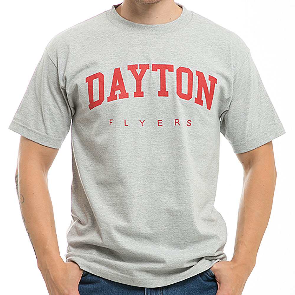 Dayton Flyers Game Day T-Shirt (Gray)