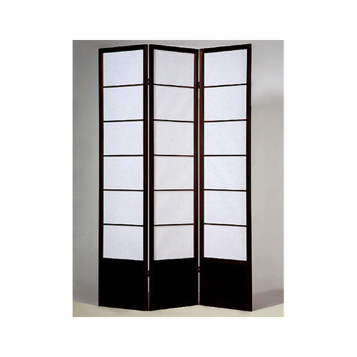 Wildon Home  70'' x 54'' 3 Panel Room Divider