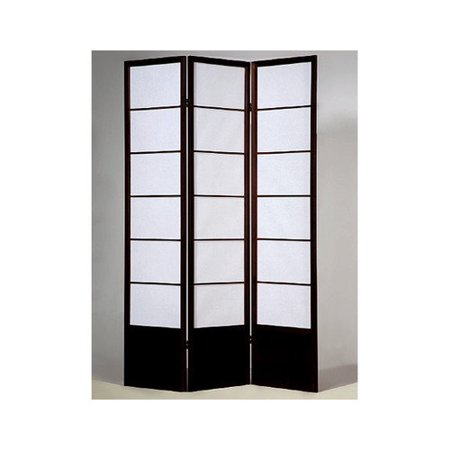 Wildon home 70 39 39 x 54 39 39 3 panel room divider Room dividers walmart