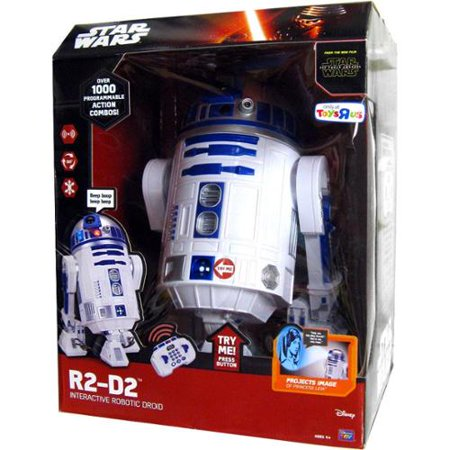 Star Wars Epic Battles R2-D2 Interactive Robotic Droid