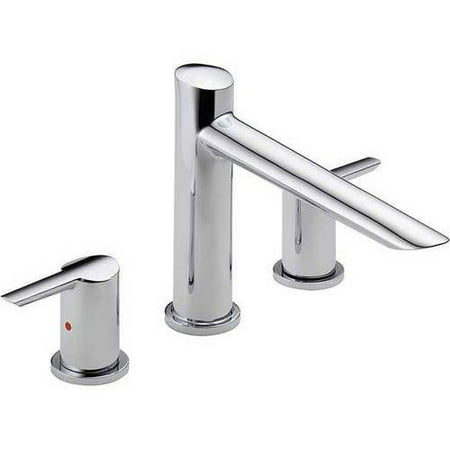 Delta Compel Roman Tub Trim, Chrome