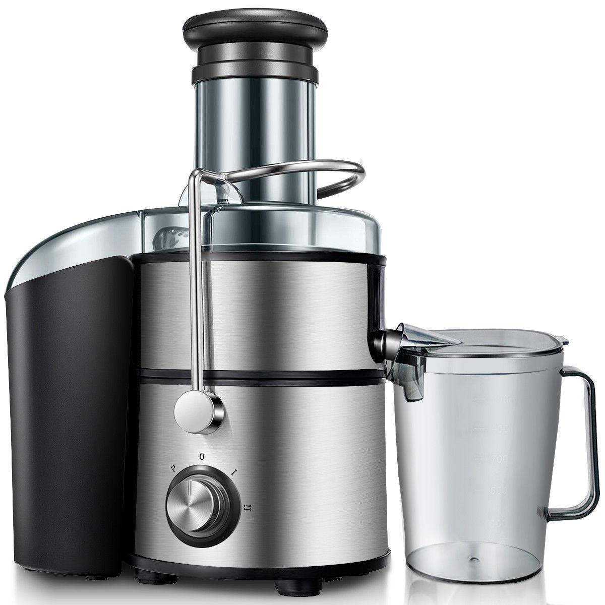 Gymax 5in1 Multifunction Juice Extractor Juicer Blender Grinder Chopper Food Processor - image 9 of 10