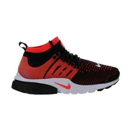 Nike Mens Nike Air Presto Flyknit Ultra Black Bright