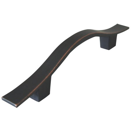 Design House 203968 Metro Cabinet Pull Handle, Oil Rubbed (Program Cabinet Pull Oil)
