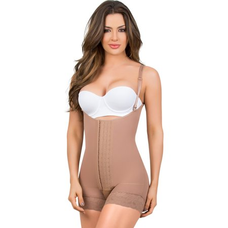 MARIAE 9434 Hip Hugger Slimming Body Shaper for Women | Fajas Colombianas - Ladies Hip Hugger