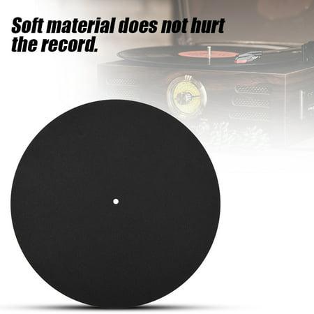 Otviap 1pcs Ultra Thin Anti Static Vinyl Turntable Record