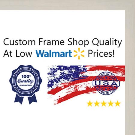 Natural Steel Frame - 8.5