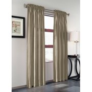 Treasure Faux Silk Curtain Panel (base U