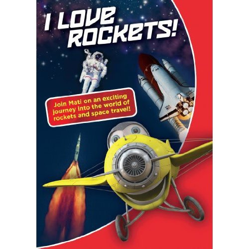 I Love Rockets (Widescreen)