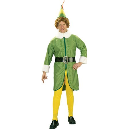 Buddy The Elf Adult Costume ()