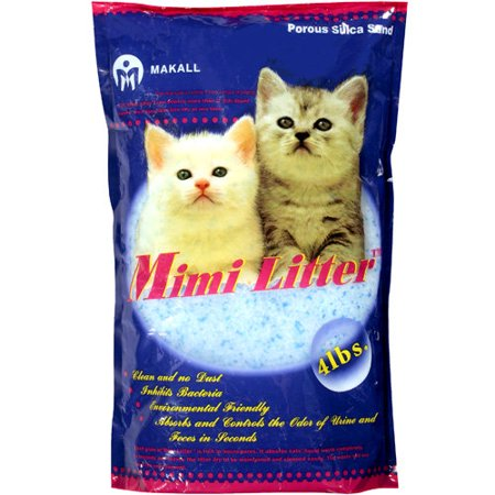 Mimi's Crystals Cat Litter, 4 lb