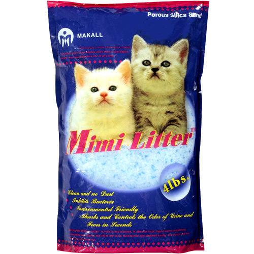 Mimi Litter: Cat Litter, 4 lb