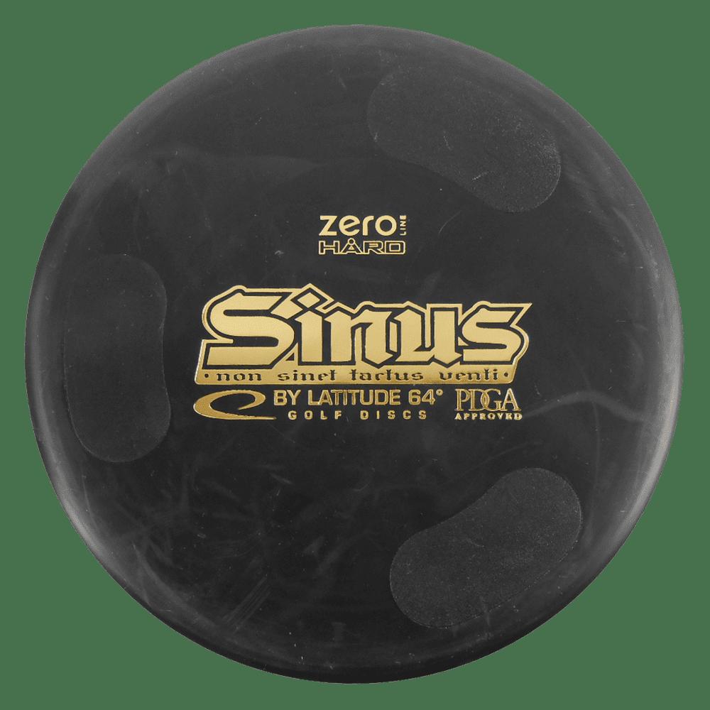 Latitude 64 Zero Hard Sinus 170-172g Putter Golf Disc [Colors may vary] - 170-172g