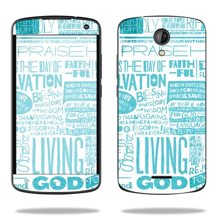 MightySkins Skin Decal Wrap Compatible with BLU Sticker Protective Cover  100's of Color Options