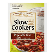 KENT PRECISION FOODS GROUP INC L365-DB842 Vegetable Beef Stew Mix