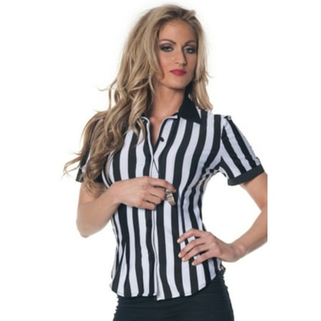 Referee Shirt Adult Halloween