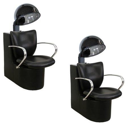 Beauty Salon Spa Equipment Dryer & Dryer Chair Package 2 x DC-90 & HD-64983