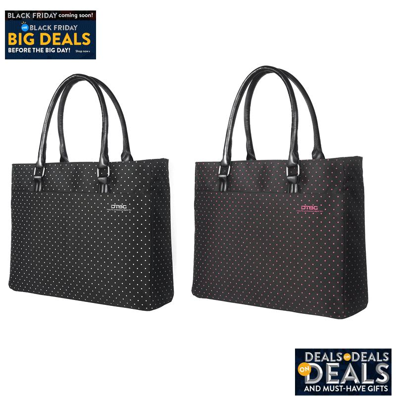 BLACK FRIDAY 2017 Laptop Tote Bag for Women SALES, DTBG S...
