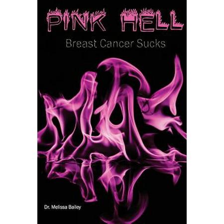 Pink Hell : Breast Cancer Sucks - Cancer Sucks Bracelets