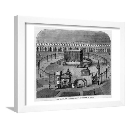 The Kaaba, or