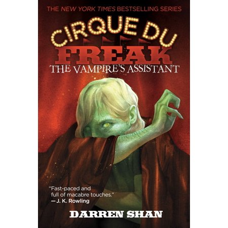 Cirque Du Freak #2: The Vampire's Assistant -