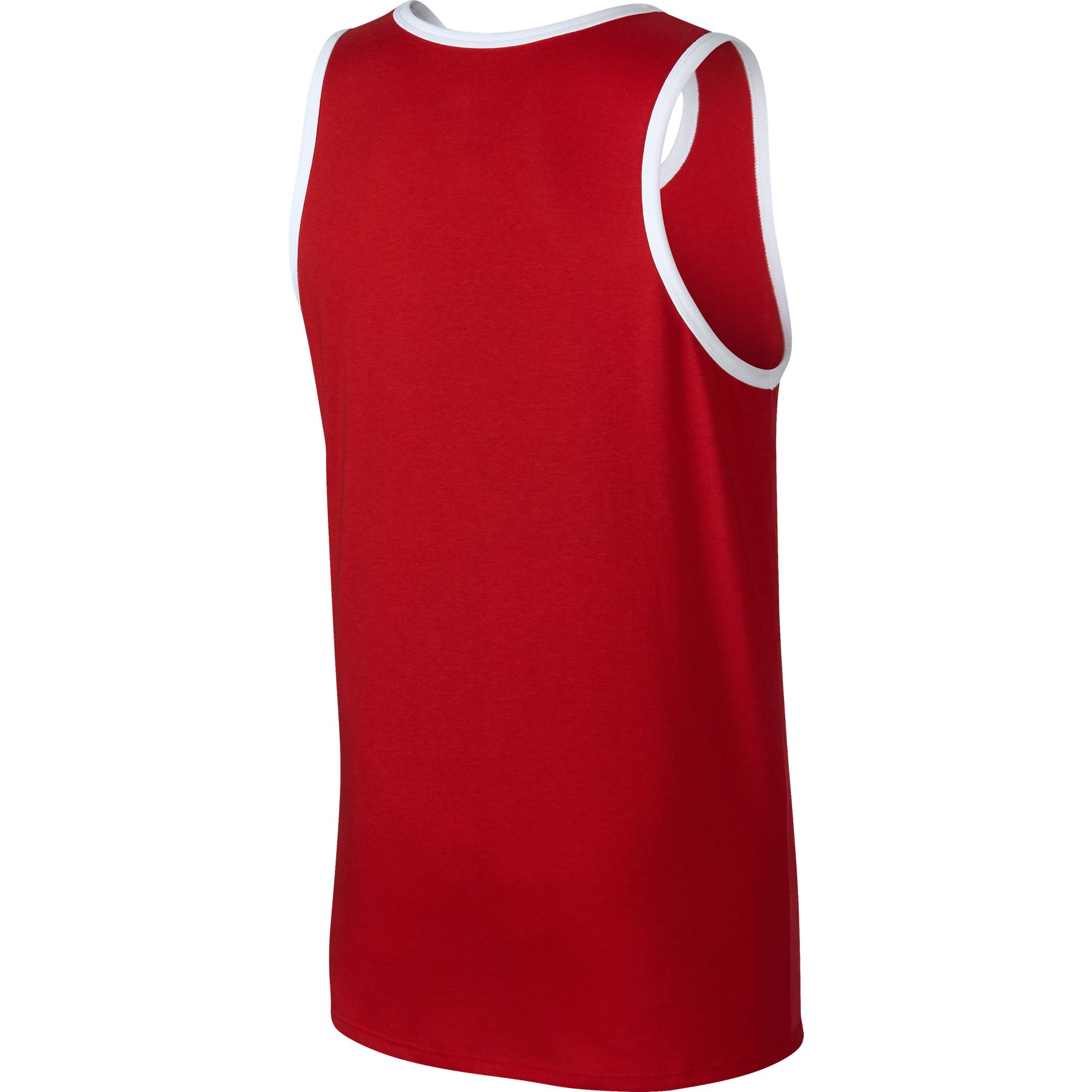 d27da2fef4955 Nike ACE Logo Men s Tank Top Athletic Red White Black 779234-657 -  Walmart.com
