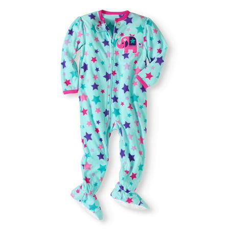 Elephant Toddler Girls' Blanket - Adult Elephant Onsie