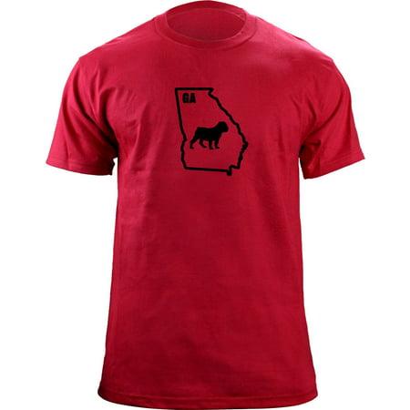 State University Bulldogs - Vintage Original I Bulldog Georgia University Style State T-Shirt