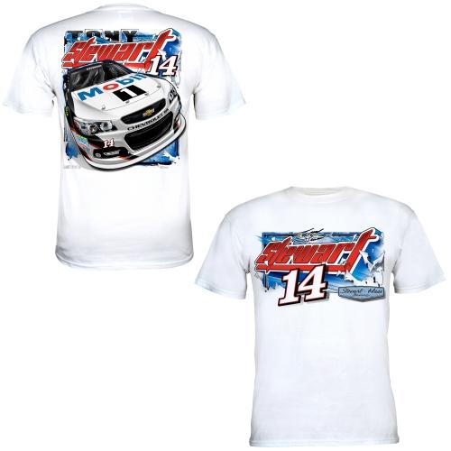 Chase Authentics Tony Stewart T-Shirt - White