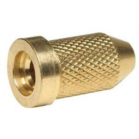 Straight Stream Nozzle (49-00-207 Adj Spray Nozzle, Solo, EACH, EA,  Straight stream. Hollow cone. Brass )