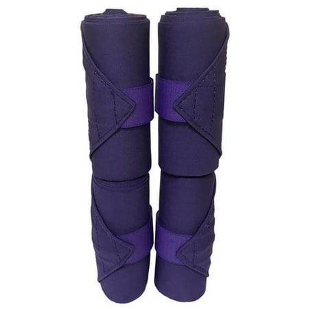 Jacks 814-BU Standing Wraps, (Is Burgundy Purple)
