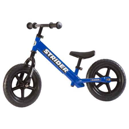 Strider - 12 Classic Balance Bike, Ages 18 Months to 3 Years -