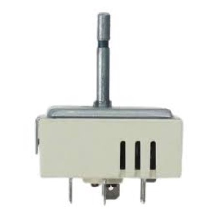 Edgewater Parts WB24T10119 Dual Burner Switch for GE oven