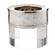 Sparkles Home Glass Candlestick