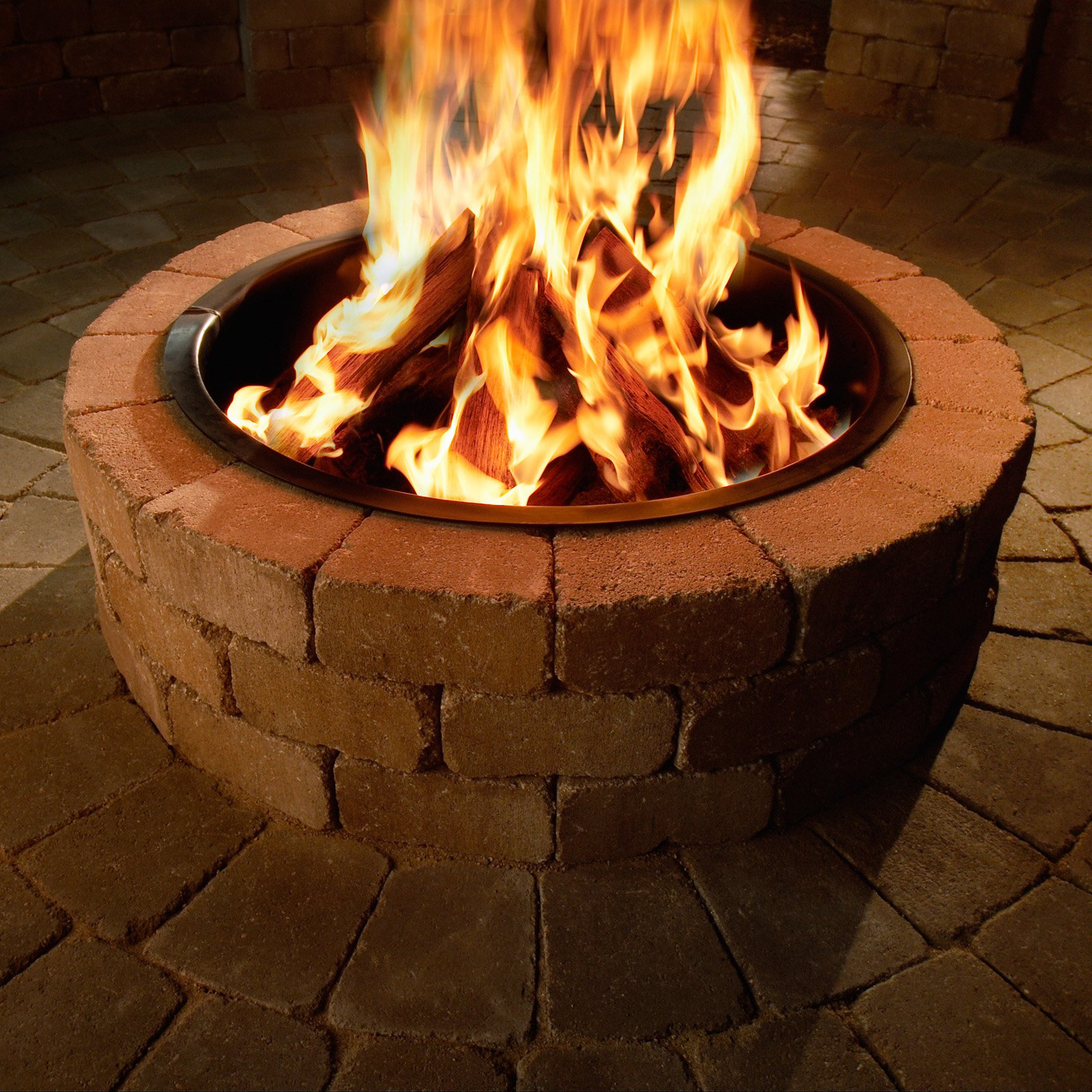 luxor Necessories Compact Fire Ring