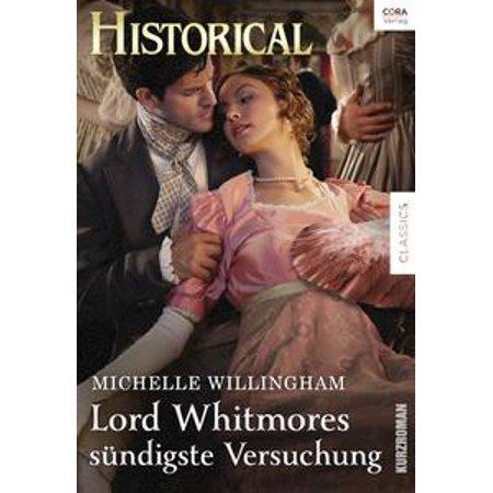 Lord Whitmores sündigste Versuchung - eBook