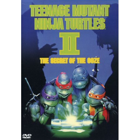 Teenage Mutant Ninja Turtles 2: The Secret of the Ooze (dvd_video)