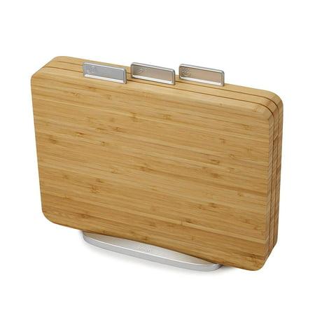 Joseph Joseph Index Bamboo 3-piece Chopping Board