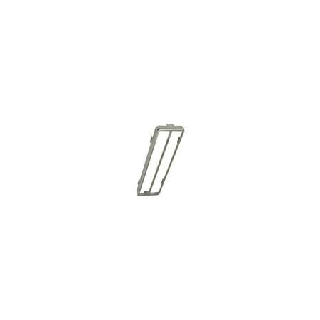 MACs Auto Parts  51-37460 Accelerator Pedal Trim - Stainless