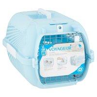"""Catit Voyageur, Plastic Cat Carrier, 19.7""""L x 13""""W x 7""""H"""
