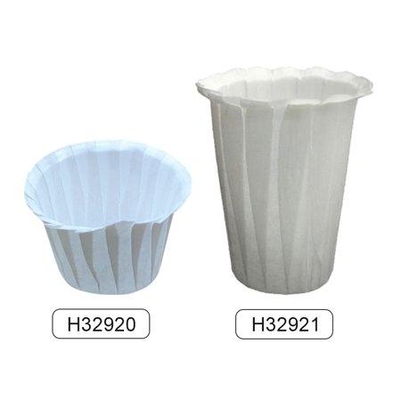 Coffee Filters Paper Cups Disposable Filter Paper Cup(6pcs) - image 3 de 6