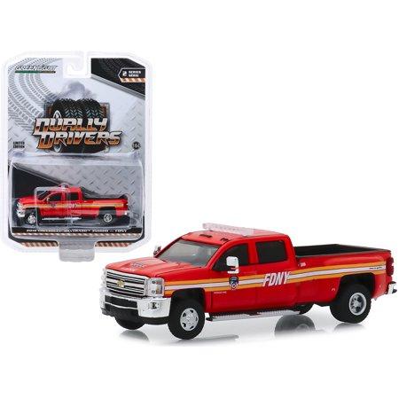 2018 Chevrolet Silverado 3500 Pickup Truck