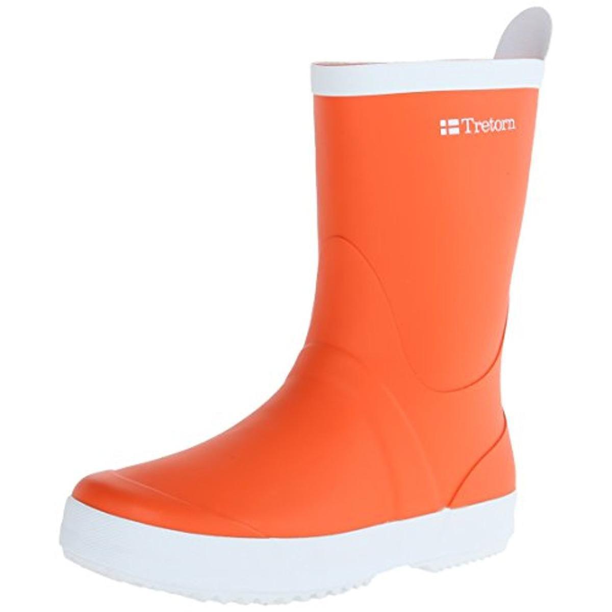 Tretorn Mens Wings Rubber Mid-Calf Rain Boots by Tretorn