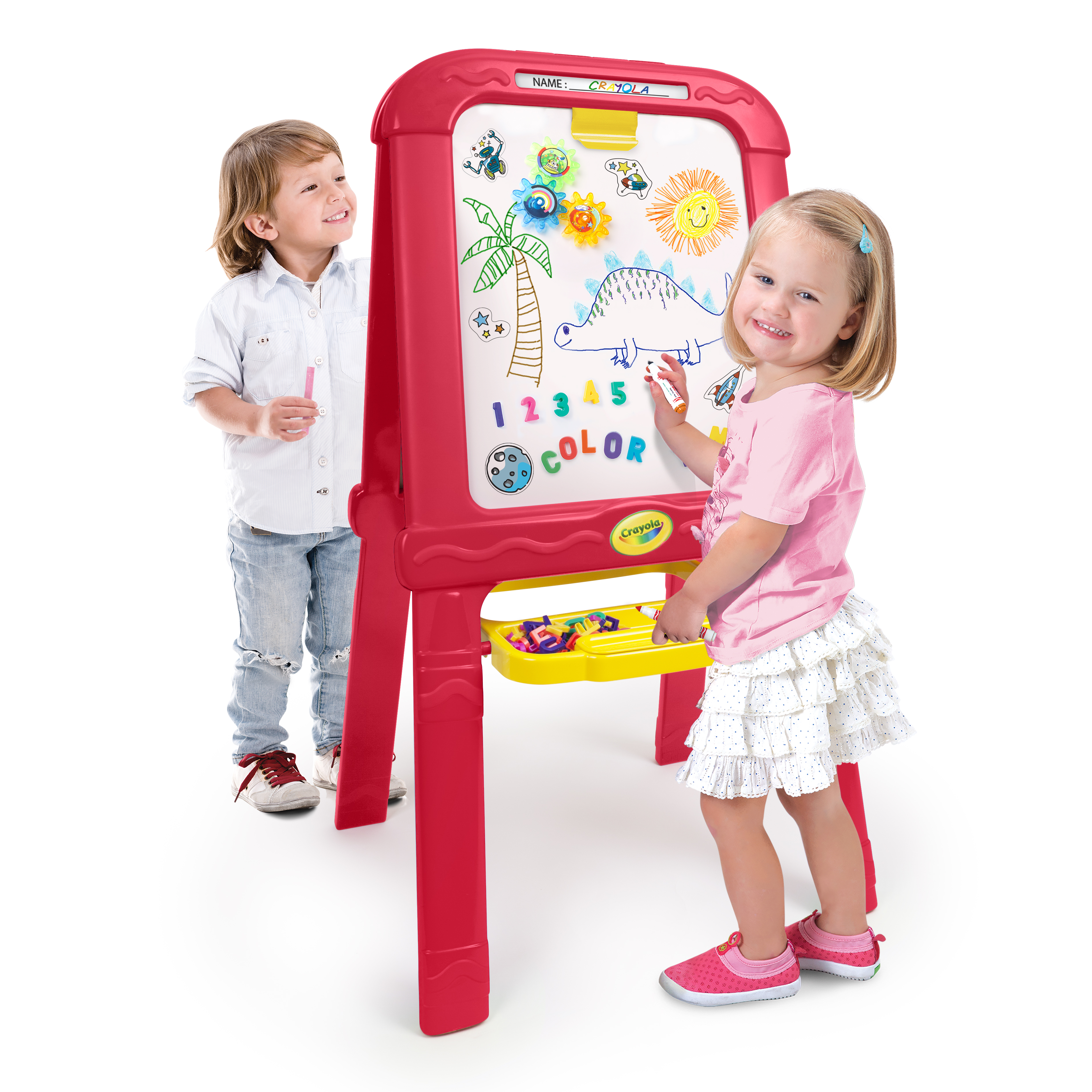 Crayola Creative Fun Double Easel