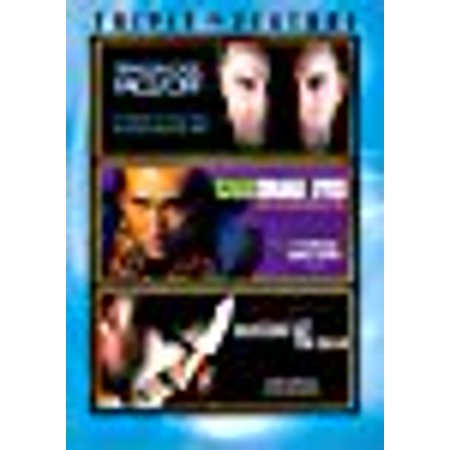 Nicolas Cage Triple Feature  Face Off   Snake Eyes   Bringing Out The Dead