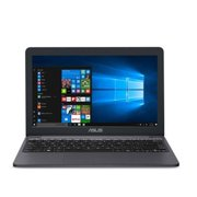 "Asus Vivobook E203ma-ys03 11.6"" Lcd Netbook - Intel Celeron N4000 Dual-core [2 Core] 1.10 Ghz - 4 Gb Lpddr4 - 64 Gb Flash Memory - Windows 10 S 64-bit - 1366 X 768 - Tru2life - Star (90nb0j02-m00150)"