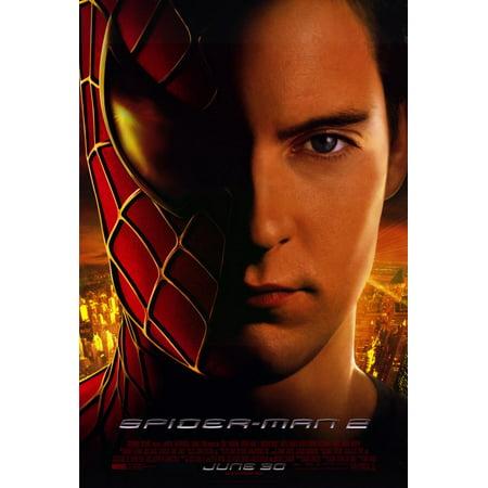 Spider Man 2 Poster Movie I Mini Promo