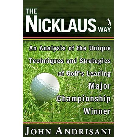 Nicklaus Air (The Nicklaus Way - eBook )