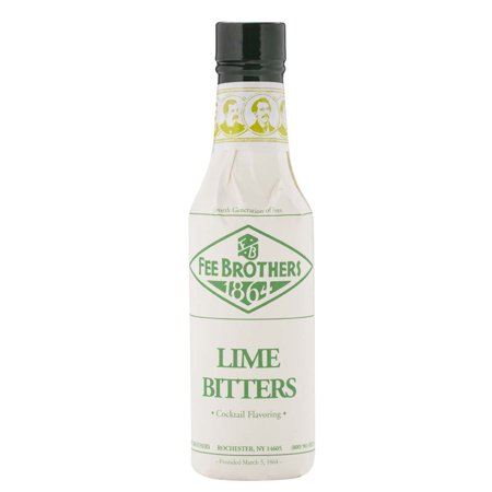 Fee Brothers Lime Cocktail Bitters - 5 oz