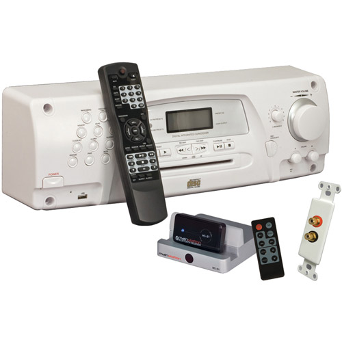 OEM SYSTEMS IW-SYS3-BTRG AM/FM/CD Receiver Combo Package